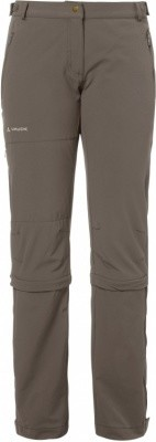 VAUDE Womens Farley Stretch Capri T-Zip II