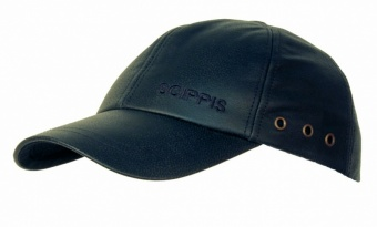 Scippis Australian Adventure Wear Leather Cap