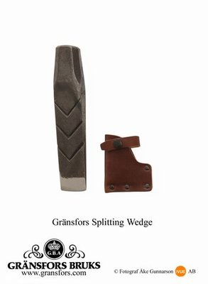 Gränsfors Splitting Wedge