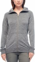 Icebreaker Crush LS Zip Hood Women